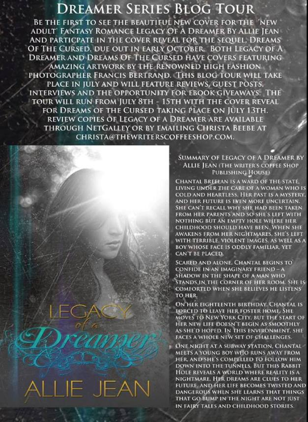 Legacy tour ad